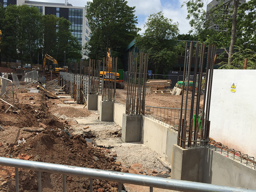 GECON - civil engineering, groundworks and reinforced concrete